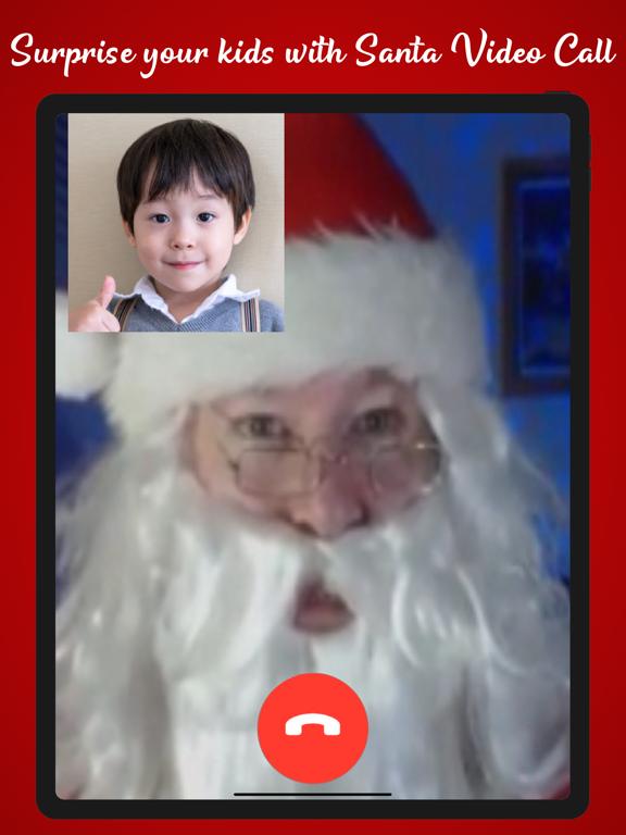 Video Call to Santa screenshot 6