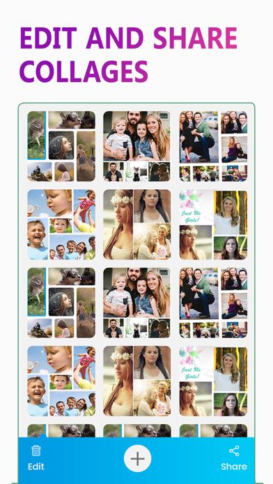 Photo Collage Maker - Mix Pics screenshot 5