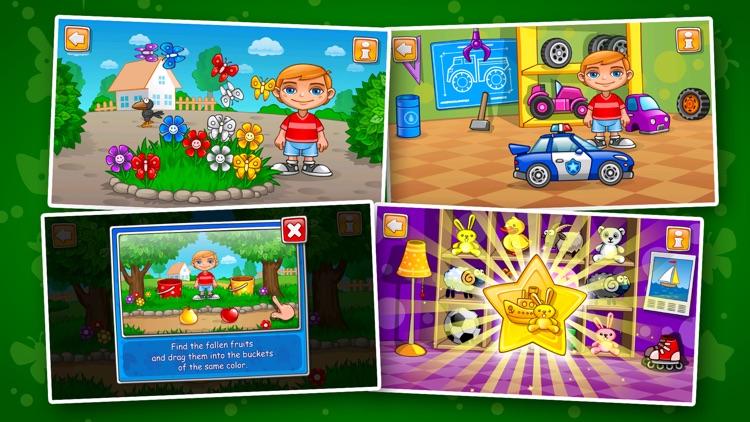 Educational games for kids 2-5 screenshot-4