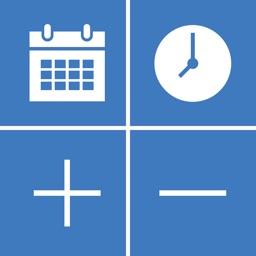 Time & Date & Days Calculator