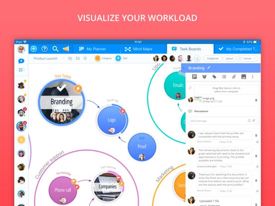 Ayoa HD Visual Task Managementのおすすめ画像4