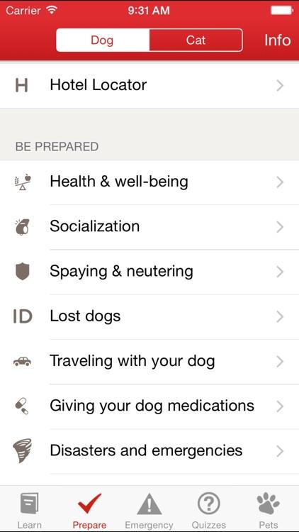 Pet First Aid: screenshot-4