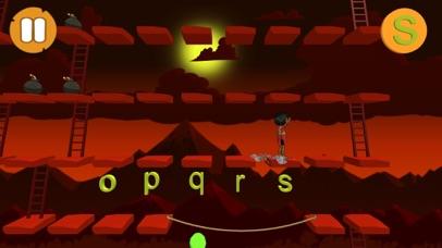 Alphabet and Ladders - LITE screenshot 4