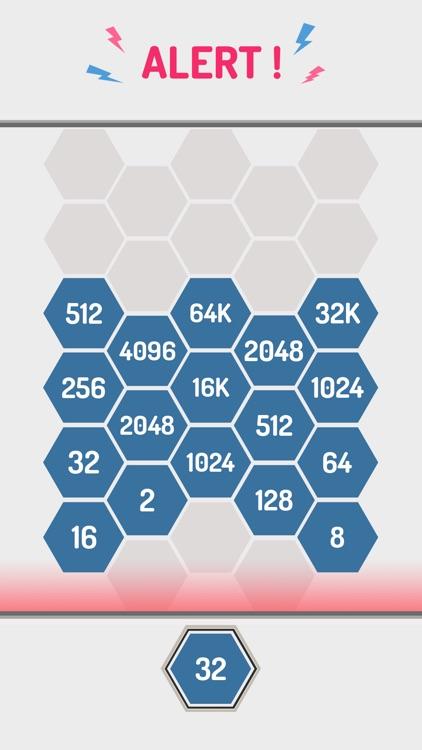 Merge Hexagon Block: Hexa Pops screenshot-3