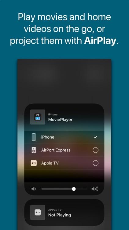 WiFi Movie Player screenshot-3