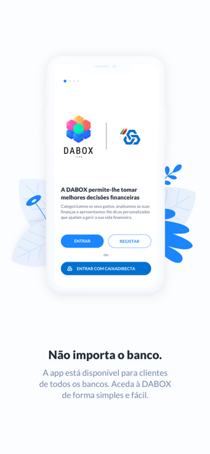 ‎DABOX Screenshot