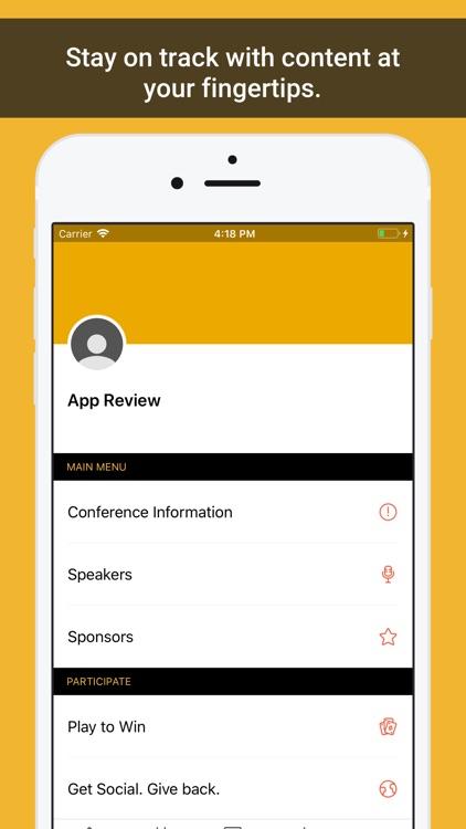 KronosWorks Conference screenshot-3