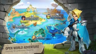 Heroes Bash screenshot 6
