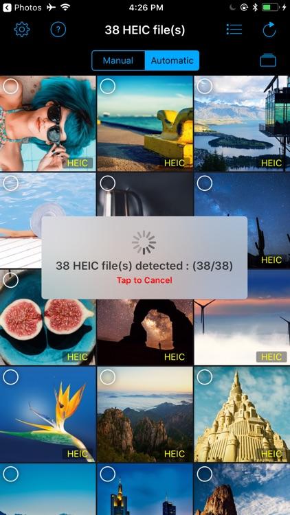 Heic Converter 2 JPG, PNG