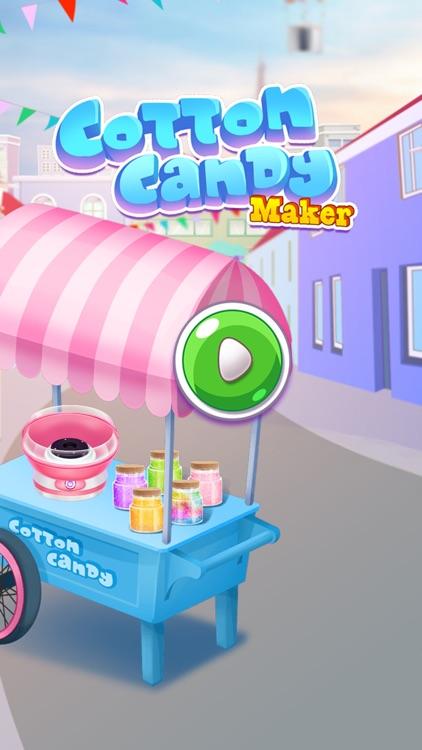 Cotton Candy Maker-Street Food