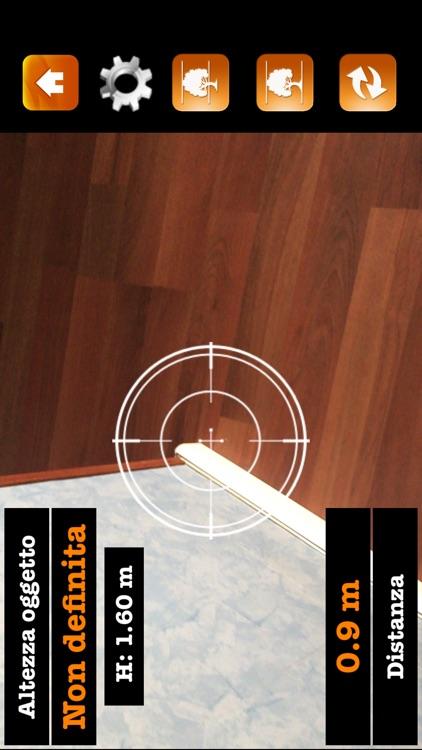 iRangefinder Measure distance
