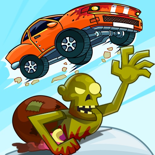 Download Zombie Road Trip! free for iPhone, iPod and iPad