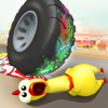 Wheel Smash - Rollic Games Cover Art