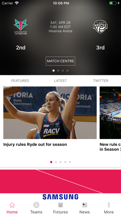 download Netball Live Official App for PC