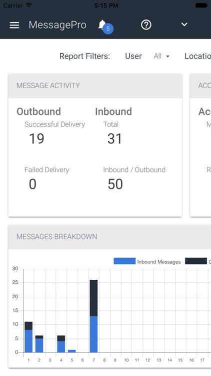 MessagePro Office screenshot-4