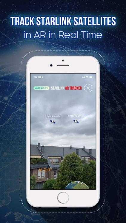 Starlink AR Tracker screenshot-0