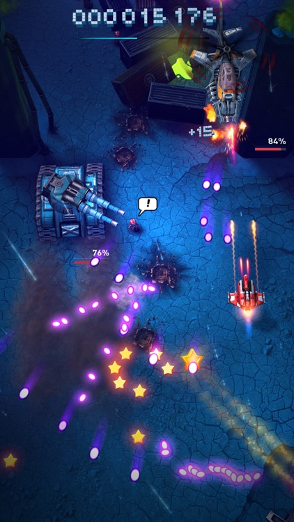 Sky Force Reloaded screenshot-1