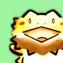 Beardie Chat Stickers