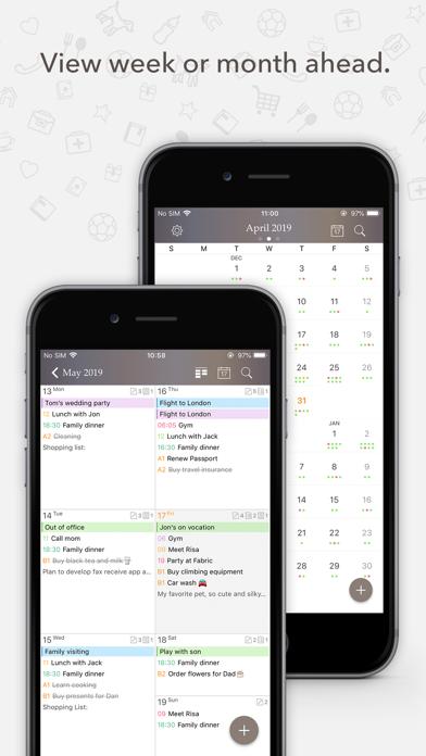 Planner Pro - Daily Calendar Screenshot