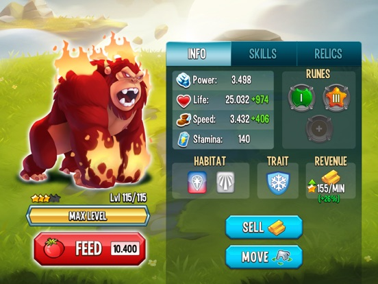 Monster Legends Mobile - Fighting, Collecting, Building and Breeding Game with Alliance & PVP screenshot