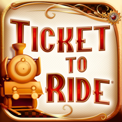 ‎Ticket to Ride