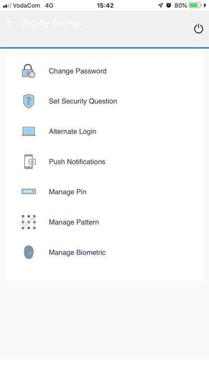 AZANIA INTERNET BANKING APP screenshot-5