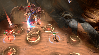 Gigantic X screenshot 5