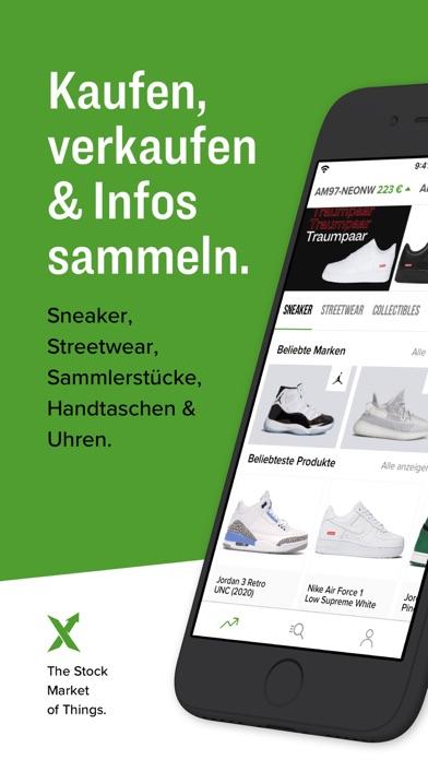 Herunterladen StockX – authentische Ware kau für Pc