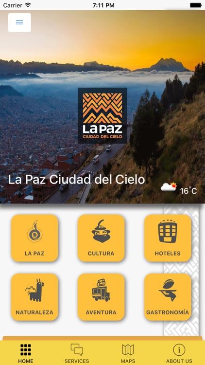 Visit La Paz