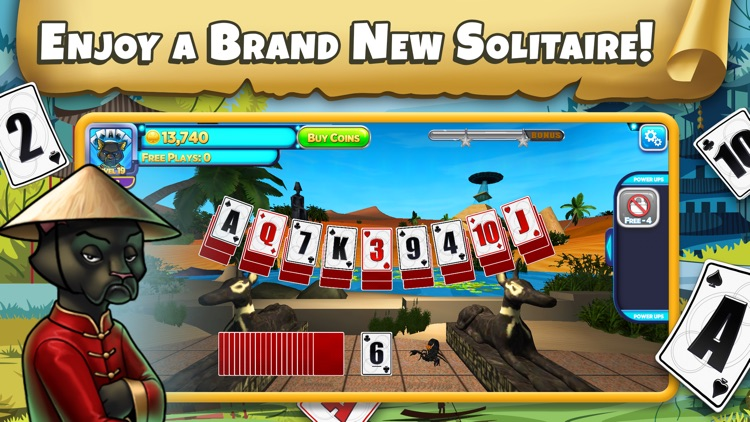 Solitaire Time Warp: Cards screenshot-4