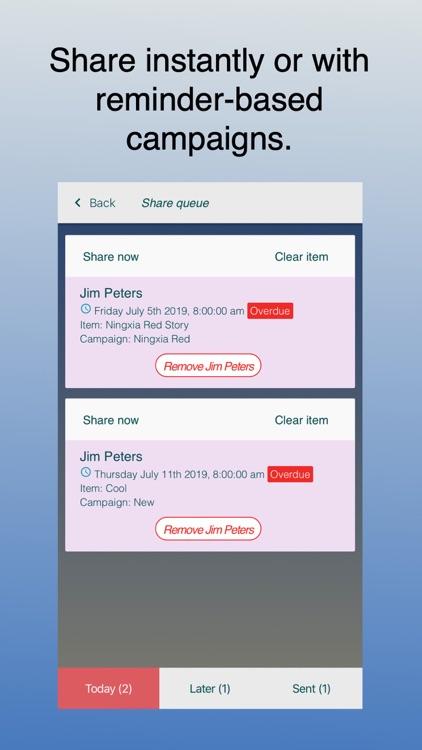 SharePro for YL Distributors screenshot-3
