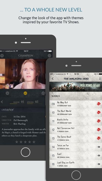 iShows TV powered by Trakt.tv screenshot-4
