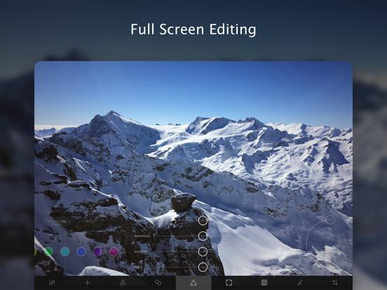 Ultralight - Photo Editor screenshot