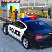 Parking Police Car Challenge