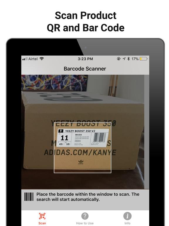 BarCodeScanner-Scan Bar Codes screenshot 6