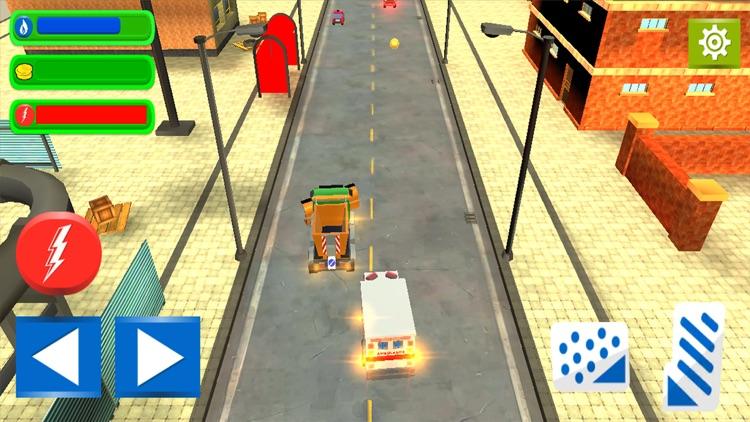 Extreme Car Drive Racer screenshot-4