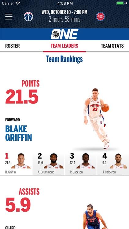 Detroit Pistons screenshot-4