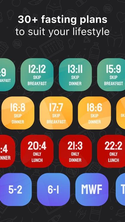 Simple: Fasting & Meal Tracker screenshot-5