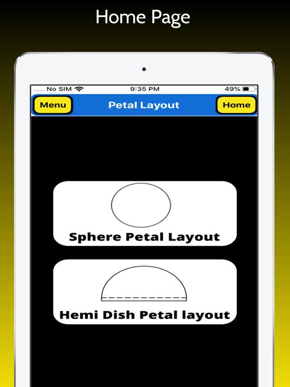 Petal Layout screenshot 9