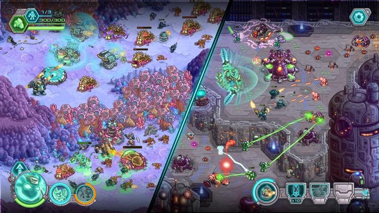 Iron Marines: RTS offline game screenshot-5