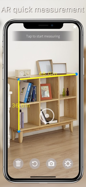 Measure Ar Im App Store