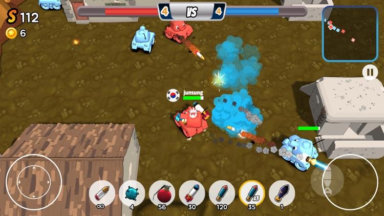Minimi War screenshot-4