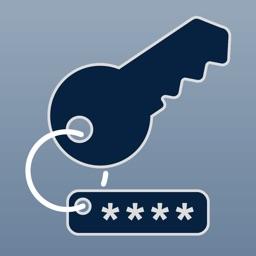 My Password - Porte Clés