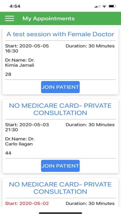 Doctor Online 365 screenshot-5