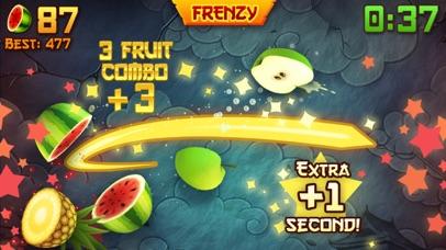 Fruit Ninja® Screenshot on iOS
