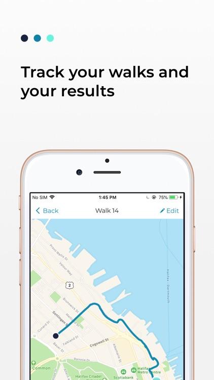 99 Walks: Women's Walking App screenshot-3