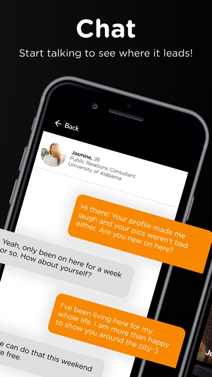 BLK - Dating for Black singles screenshot-3