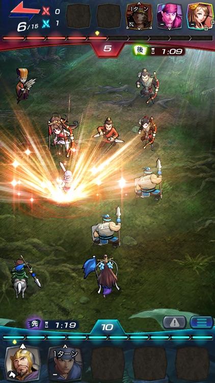 三国志ヒーローズ screenshot-8