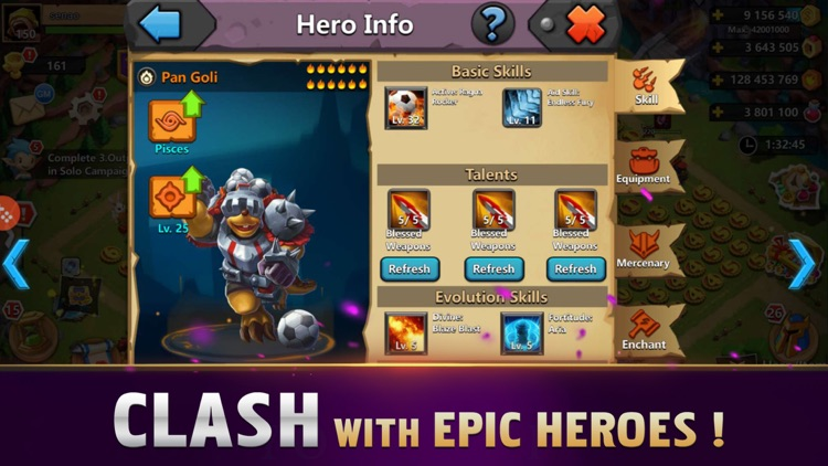 Clash of Lords 2: Guild Castle