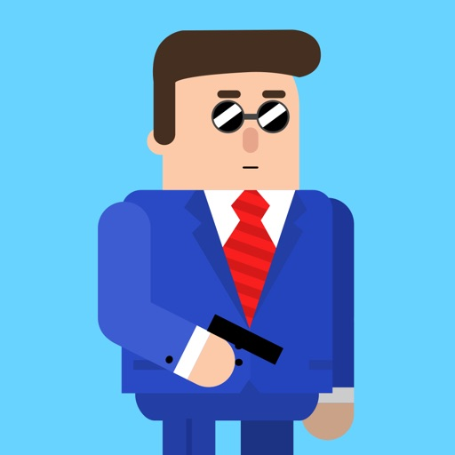 Mr Bullet - Spy Puzzles app for ipad